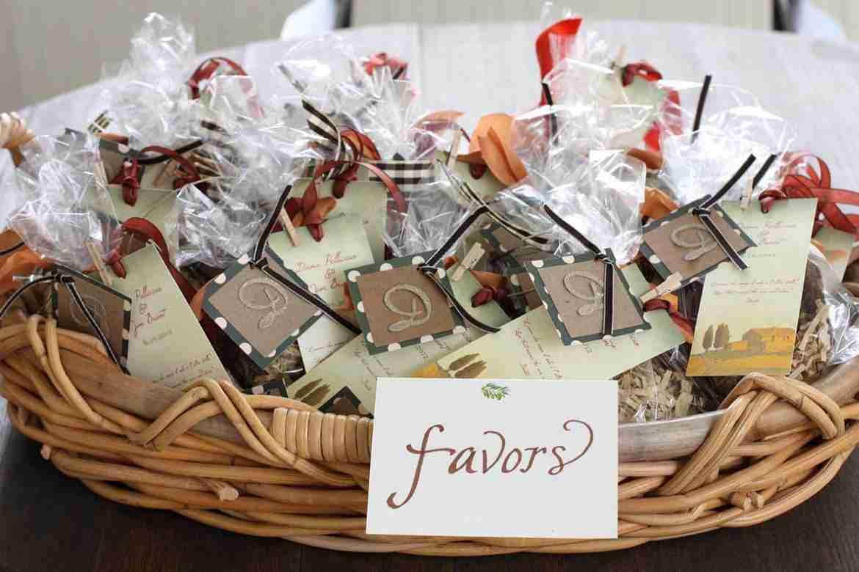 wedding tuscan gift