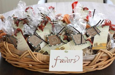 wedding tuscan gift