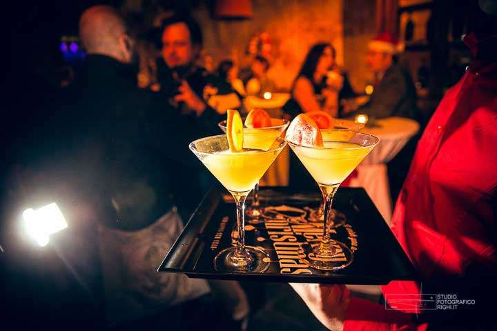 bartenders Monica Balli tuscan bites Firenze